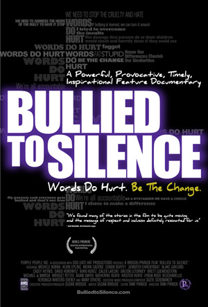Bullied to Silence Poster