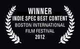Winner: Indie Spec Best Content