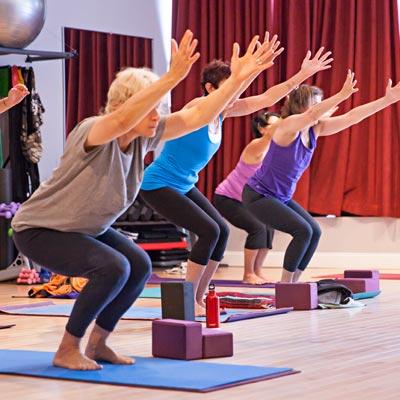 mindbody integration for yoga studios